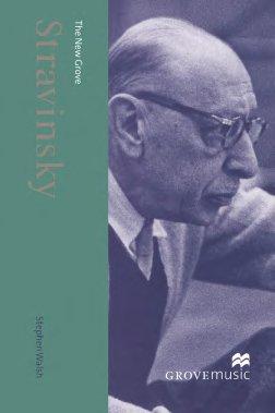 The New Grove Stravinsky PDF