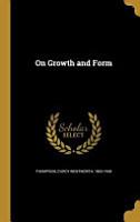 ON GROWTH   FORM PDF