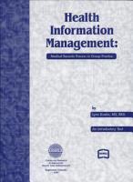 Health Information Management PDF