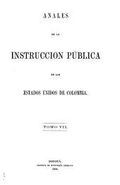 Anales de la instrucción pública: Volumen 7
