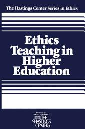 Ethics Teaching in Higher Education