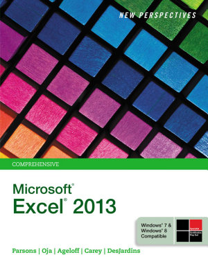 New Perspectives on Microsoft Excel 2013  Comprehensive PDF