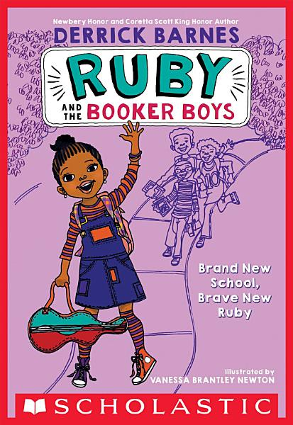 Download Brand New School  Brave New Ruby  Ruby and the Booker Boys  1  Book
