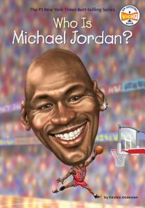 Who Is Michael Jordan  Book