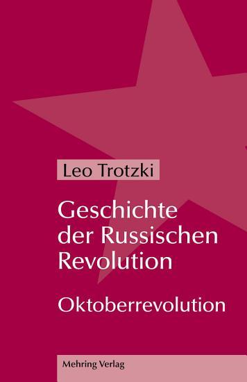 Geschichte der Russischen Revolution PDF