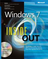 Windows 7 Inside Out PDF