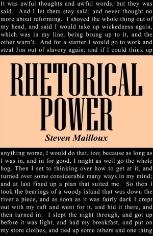 Rhetorical Power