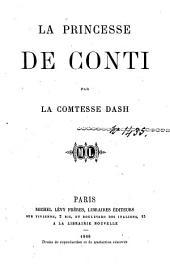 La princesse de Conti
