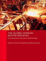 The Global Korean Motor Industry PDF