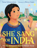 She Sang for India