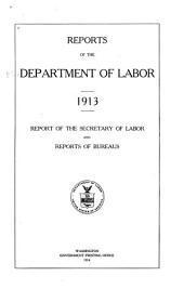 Annual Report of the Secretary of Labor