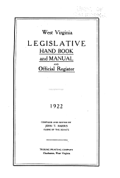 West Virginia Blue Book