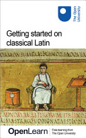 Getting started on Classical Latin PDF