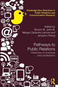 Pathways to Public Relations Book