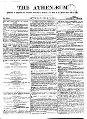 The Athenaeum: Volume 2