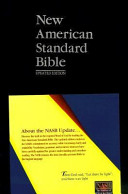 New American Standard Bible Book PDF