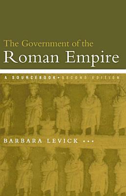 The Government of the Roman Empire