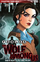 Fables: The Wolf Among Us (2014-) #13