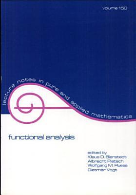 Functional Analysis PDF