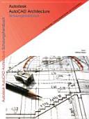 Autodesk AutoCAD Architecture Schulungshandbuch PDF