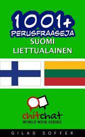 1001+ perusfraaseja suomi - liettualainen