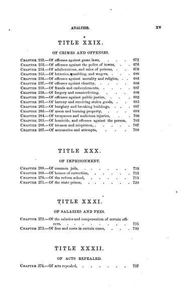 Download Report of the Commissioners to Revise  Codify and Amend the Statute Laws of New Hampshire  Appointed Under the Resolution of June 30  1865  with Notes and Citations Book
