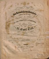 Des Kreuzfahrers Heimkehr: für e. Singst. mit Begl. d. Piano-Forte ; 19. Werk