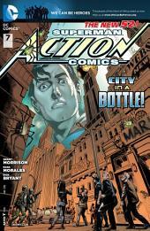 Action Comics (2011- ) #7