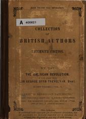 The American Revolution: Pt. I, 1766-1776