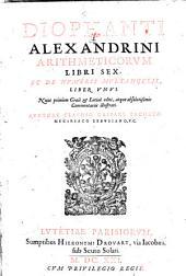 Arithmetica: libri VI.