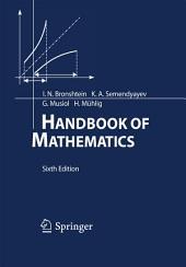 Handbook of Mathematics: Edition 6