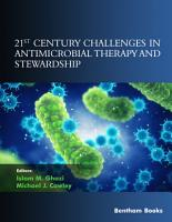 21st Century Challenges in Antimicrobial Therapy and Stewardship PDF