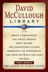 David Mccullough Library E Book Box Set Book PDF
