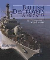 British Destroyers   Frigates PDF