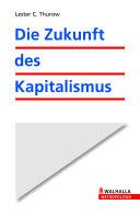 Die Zukunft des Kapitalismus PDF