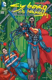 Action Comics feat Cyborg Superman (2013-) #23.1