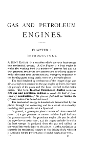 Gas and Petroleum Engines: A Manual for Students and Engineers, Volume 1