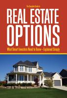 The Complete Guide to Real Estate Options PDF