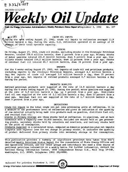 Weekly Oil Update PDF
