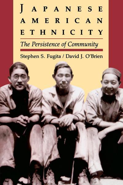 Japanese American Ethnicity Pdf Book
