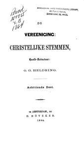 De Vereeniging: Volume 18