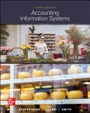 Loose Leaf For Accounting Information Systems Book PDF