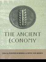 The Ancient Economy PDF