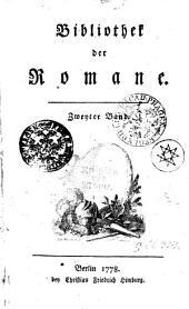 Bibliothek der Romane: Zweyter Band, Band 2
