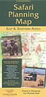 Safari Planning Map to East and Southern Africa PDF