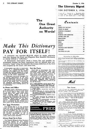 The Literary Digest PDF