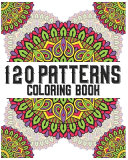 120 Patterns Coloring Book