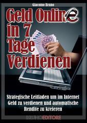 Geld Online In 7 Tagen Verdienen