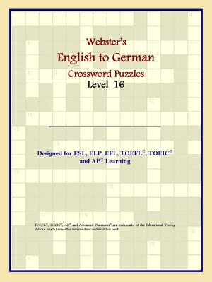 Websters English To German Crossword Puzzles