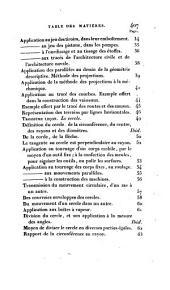 Géométrie et méchanique des arts et métiers et des beaux-arts: Volume1